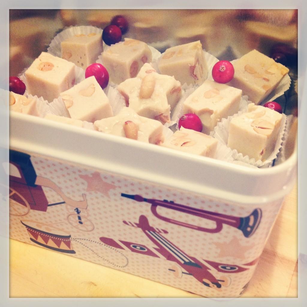 Fudge-Chocolat-Blanc-Cacahuète-cardamome