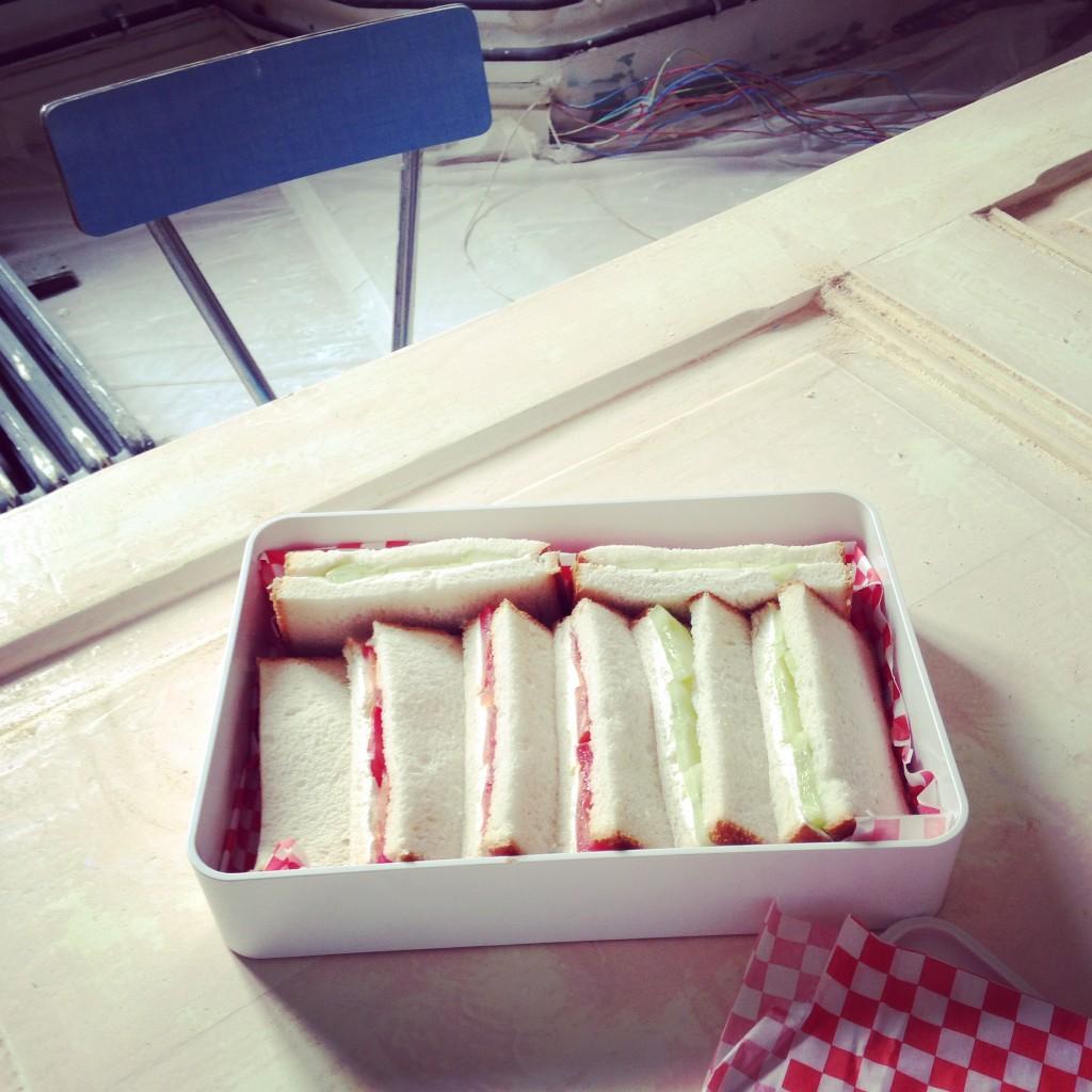 irodori bento sandwiches porte